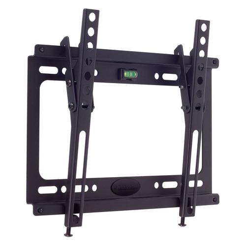 Фото - Кронштейн для телевизора Kromax IDEAL-6 черный 15-47 макс.35кг настенный наклон настенный светильник ideal lux piuma pl4 d50 ambra