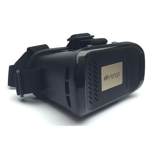 Очки виртуальной реальности HIPER VR VRX, черный цены