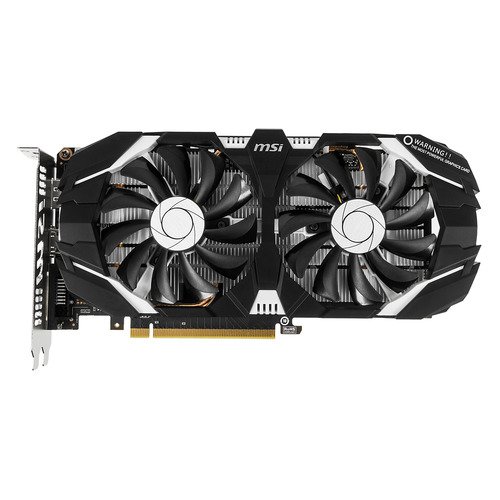цена на Видеокарта MSI nVidia GeForce GTX 1060 , GeForce GTX 1060 3GT OC, 3Гб, GDDR5, OC, Ret