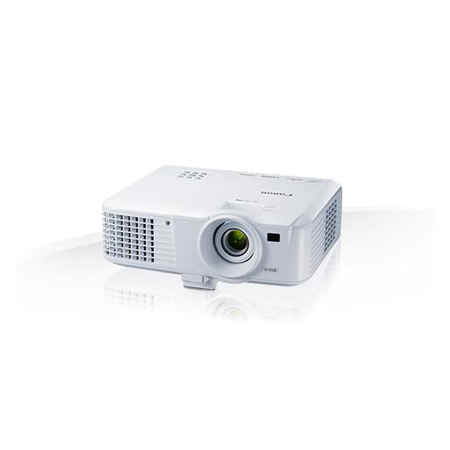 Фото - Проектор CANON LV-X320 белый [0910c003] кеды мужские vans ua sk8 mid цвет белый va3wm3vp3 размер 9 5 43