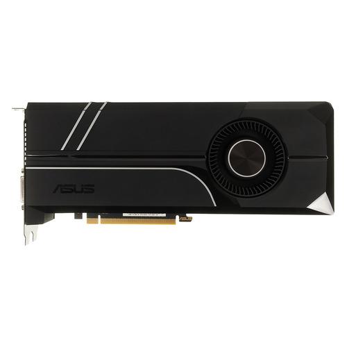 Видеокарта ASUS nVidia GeForce GTX 1060 , TURBO-GTX1060-6G, 6Гб, GDDR5, Ret цена