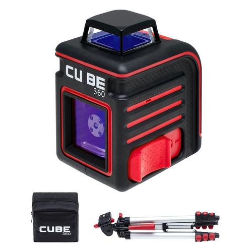 Лазерный нивелир ADA Cube 360 Professional Edition [а00445] лазерный нивелир ada ultraliner 360 4v