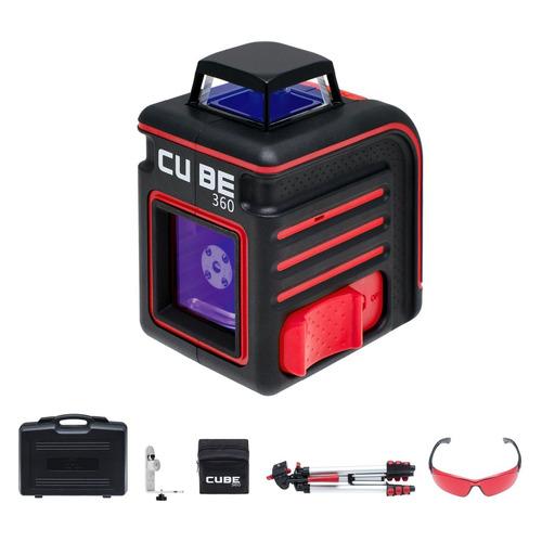 цены на Лазерный нивелир ADA Cube 360 Ultimate Edition [а00446]  в интернет-магазинах