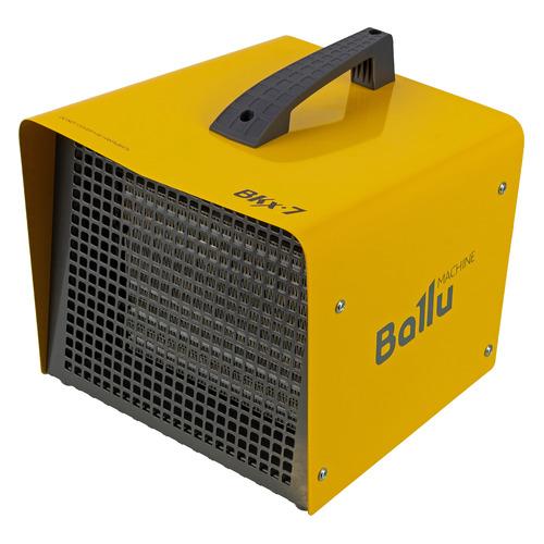 Тепловая пушка электрическая BALLU BKX-7, 5кВт желтый цена и фото