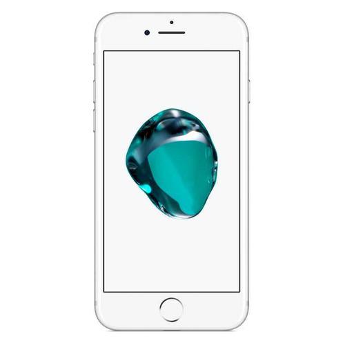 Смартфон APPLE iPhone 7 128Gb, MN932RU/A, серебристый подставка just mobile hoverdock st 368 для apple watch алюминий серебристый