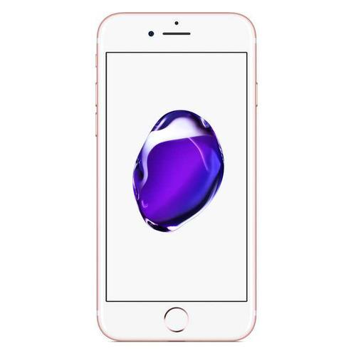 Смартфон APPLE iPhone 7 128Gb, MN952RU/A, розовое золото