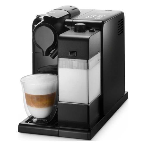 Капсульная кофеварка DELONGHI Nespresso EN550B, 1400Вт, цвет: черный [0132193182] капсульная кофеварка delonghi nespresso en550b 1400вт цвет черный [132193182]