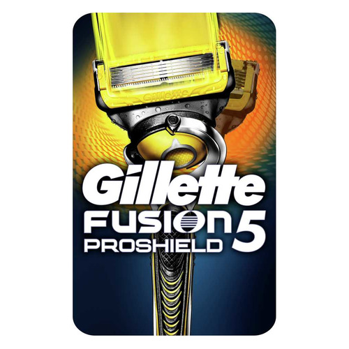 Бритва GILLETTE Fusion ProShield [gil-81543470] gillette 100ml