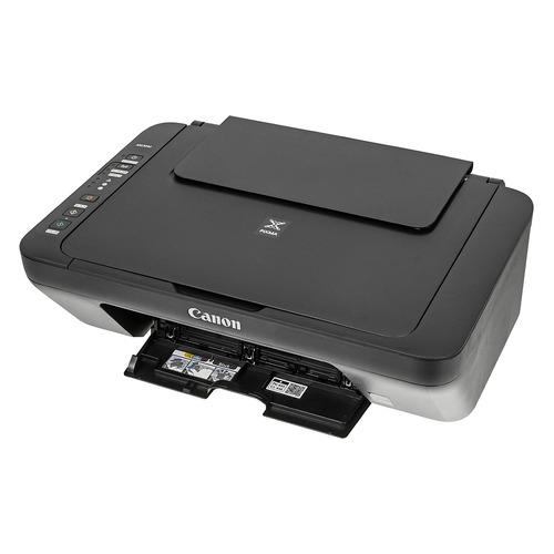 Фото - МФУ струйный CANON Pixma MG3040, A4, цветной, струйный, черный [1346c007] мфу canon pixma mg2540s цветное a4 8ppm 4800x600 usb
