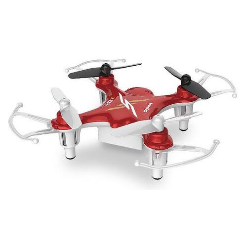 Квадрокоптер SYMA X12S без камеры, красный