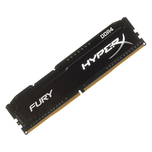 Модуль памяти KINGSTON HyperX FURY HX421C14FB2/8 DDR4 - 8Гб 2133, DIMM, Ret