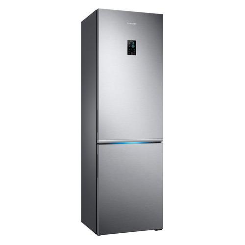 Холодильник SAMSUNG RB34K6220S4, двухкамерный, сталь [rb34k6220s4/wt] цена 2017