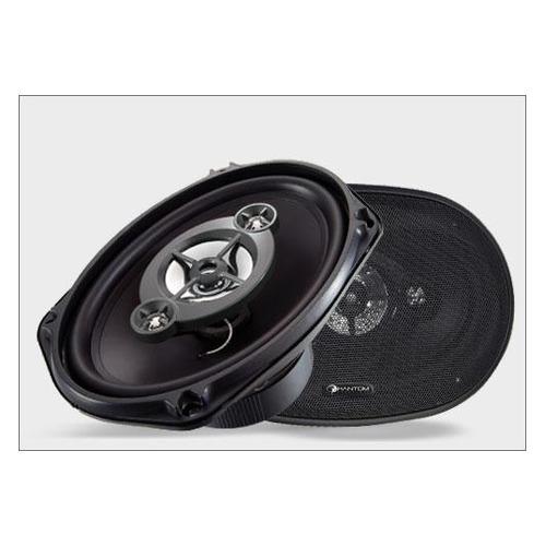 Колонки автомобильные PHANTOM PS-694, 15x23 см (6x9 дюйм.), комплект 2 шт. [2012006] колонки автомобильные supra sj 420 коаксиальные 120вт