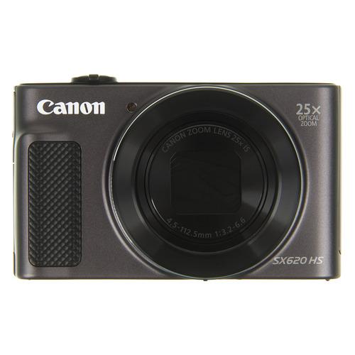 Фото - Цифровой фотоаппарат CANON PowerShot SX620 HS, черный фотоаппарат canon powershot sx740 hs серебристый коричневый