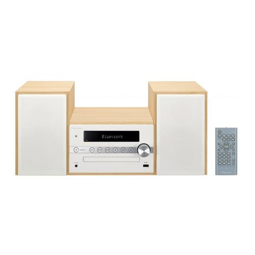 Музыкальный центр PIONEER X-CM56-W, белый цена и фото