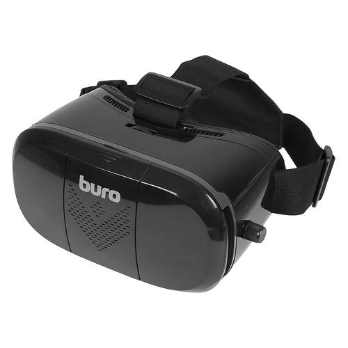 лучшая цена Очки виртуальной реальности BURO VR-369, черный