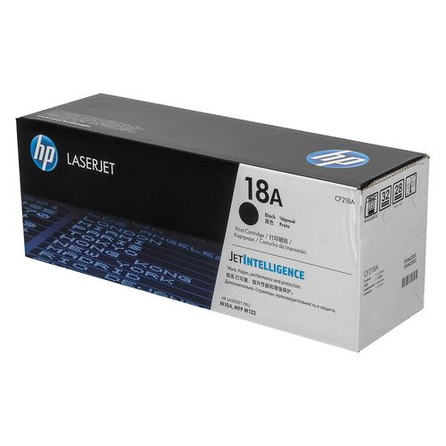 Картридж HP 18A, черный [cf218a]