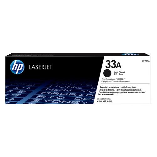 Картридж HP 33A, черный [cf233a] m106 11