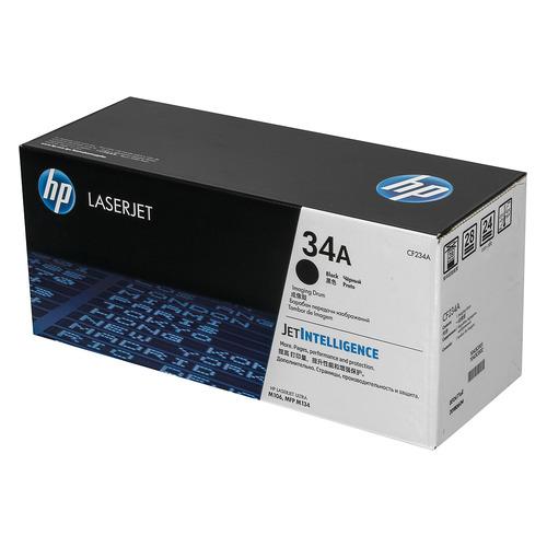 Фото - Блок фотобарабана HP 34A CF234A черный ч/б:9200стр. для LJ Pro M106/M134 HP блок фотобарабана hp 104 w1104a черный ч б 20000стр для hp neverstop laser 1000a 1000w 1200a 1200w