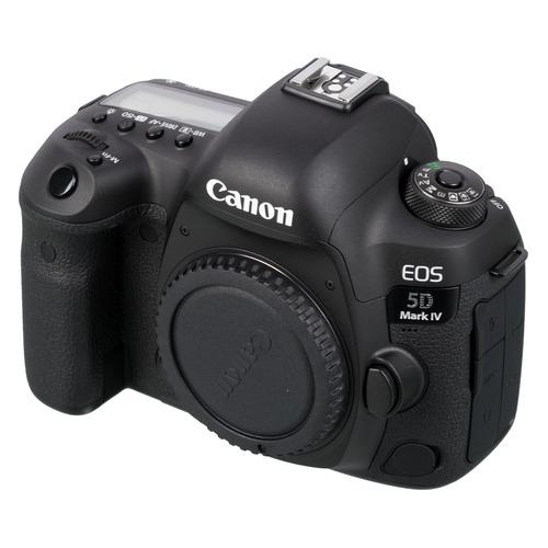 Фото - Зеркальный фотоаппарат CANON EOS 5D Mark IV body, черный история русского искусства том iv