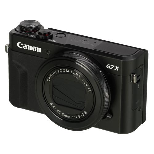 Фото - Цифровой фотоаппарат CANON PowerShot G7 X MARKII, черный цифровой фотоаппарат canon powershot g5 x mark ii черный