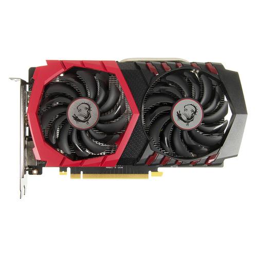 цена на Видеокарта MSI nVidia GeForce GTX 1050TI , GTX 1050 Ti GAMING X 4G, 4Гб, GDDR5, OC, Ret