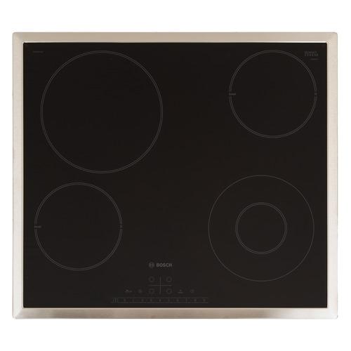 Варочная панель BOSCH PKF645FP1G, Hi-Light, независимая, черный