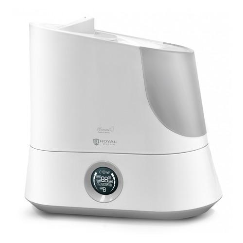 купить Увлажнитель воздуха ROYAL CLIMA RUH-R320/5.0E-WT, белый / серый по цене 2690 рублей