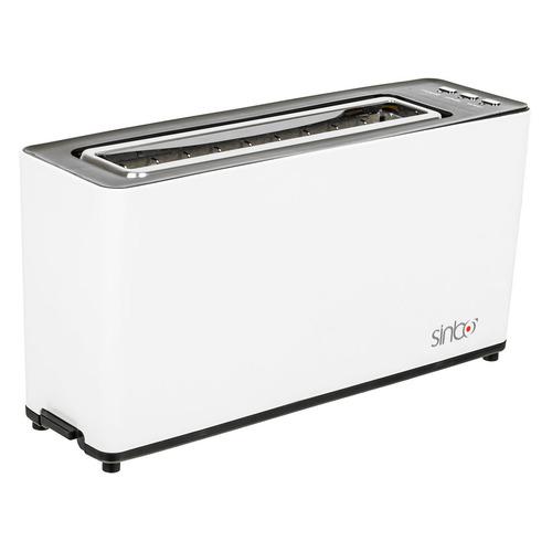 Тостер SINBO ST 2423, белый тостер sinbo st 2413 черный серебристый