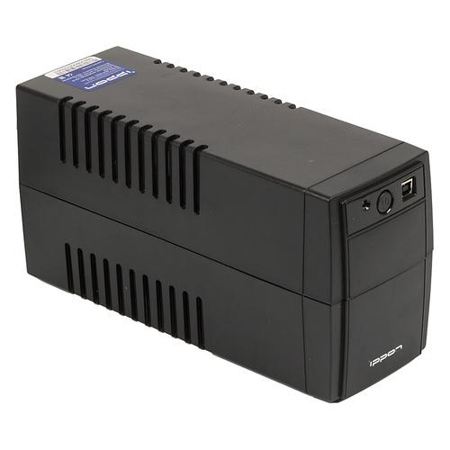 ИБП Ippon Back Basic 1050 Euro, 1050ВA [403409] ибп ippon back basic 1050 euro 600w 1050va