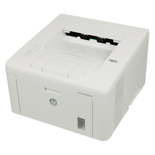 Фото - Принтер лазерный HP LaserJet Pro M203dw лазерный, цвет: белый [g3q47a] принтер hp laserjet pro m203dw g3q47a