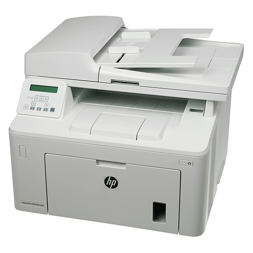 Фото - МФУ лазерный HP LaserJet Pro M227sdn, A4, лазерный, белый [g3q74a] мфу лазерный hp color laserjet pro m479fnw a4 цветной лазерный белый [w1a78a]