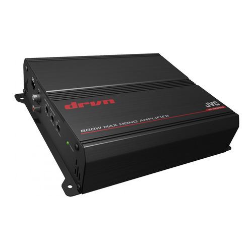 цена на Усилитель автомобильный JVC KS-DR3001D, черный