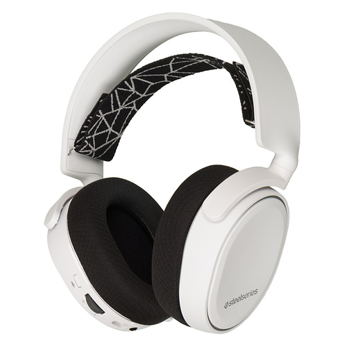 STEELSERIES Arctis 5, мониторы, белый [61444]