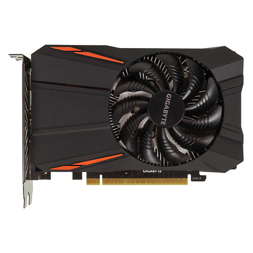 цена на Видеокарта GIGABYTE nVidia GeForce GTX 1050TI , GV-N105TD5-4GD, 4Гб, GDDR5, OC, Ret