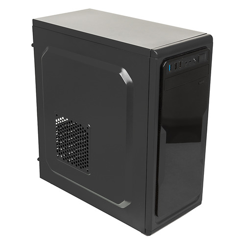 Корпус ATX ACCORD SKY-01, Midi-Tower, без БП, черный