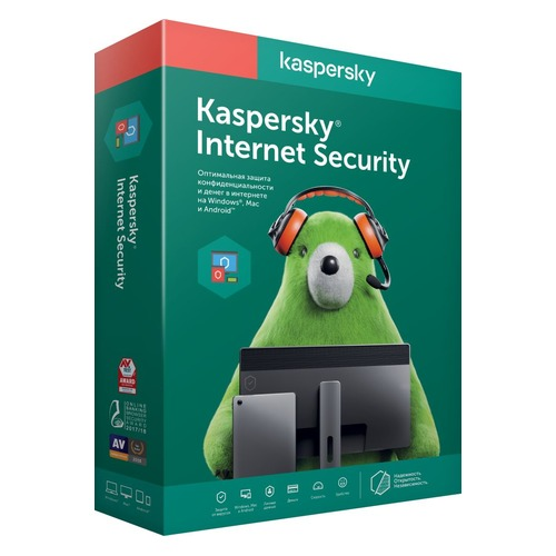 ПО Kaspersky Internet Security Multi-Device c Pas Man-r 2 устройства 1 год Renewal Box (KL1941RBBFR) panda internet security 2016 3 устройства 3 года цифровая версия