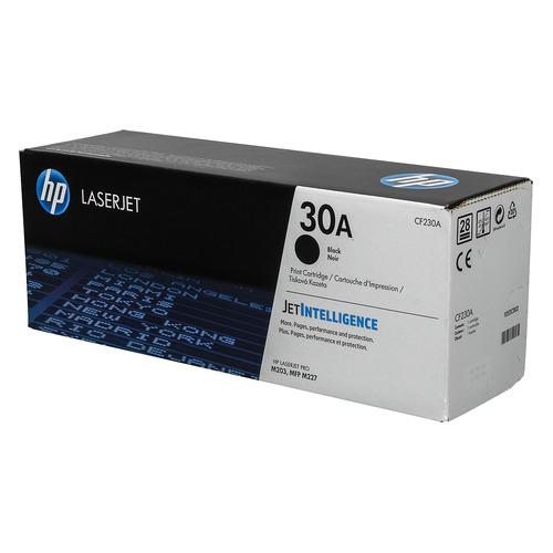 Картридж HP 30A, черный [cf230a] воблер сусп lj pro series basara sp 09 00 704