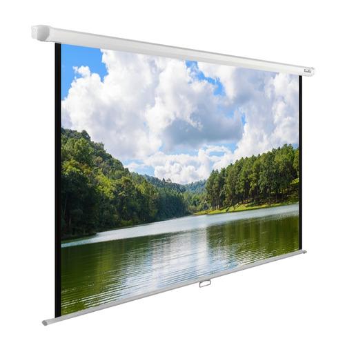 Фото - Экран CACTUS WallExpert CS-PSWE-240x150-WT, 240х150 см, 16:10, настенно-потолочный белый кеды мужские vans ua sk8 mid цвет белый va3wm3vp3 размер 9 5 43