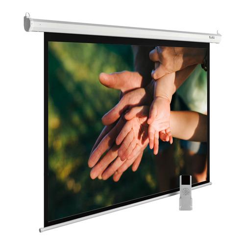 Фото - Экран CACTUS MotoExpert CS-PSME-280x280-WT, 280х280 см, 1:1, настенно-потолочный белый кеды мужские vans ua sk8 mid цвет белый va3wm3vp3 размер 9 5 43