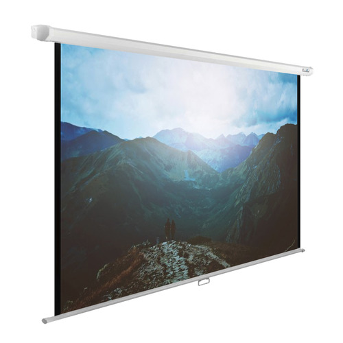 Фото - Экран CACTUS WallExpert CS-PSWE-240x240-WT, 240х240 см, 1:1, настенно-потолочный настенно потолочный светильник arte lamp a3211pl 1si e27 60 вт