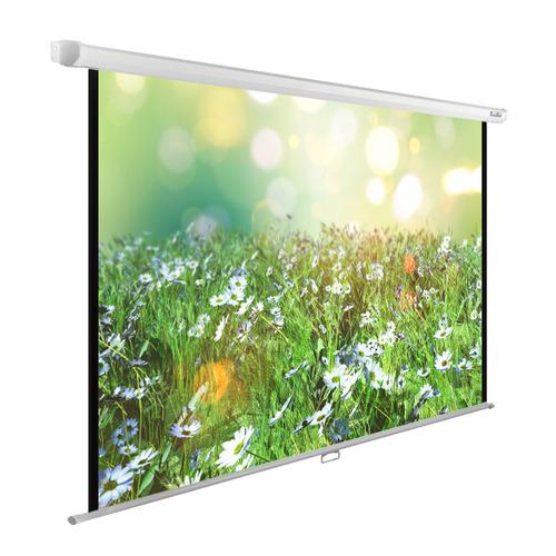 Фото - Экран CACTUS WallExpert CS-PSWE-200x200-WT, 200х200 см, 1:1, настенно-потолочный настенно потолочный светильник arte lamp a3211pl 1si e27 60 вт