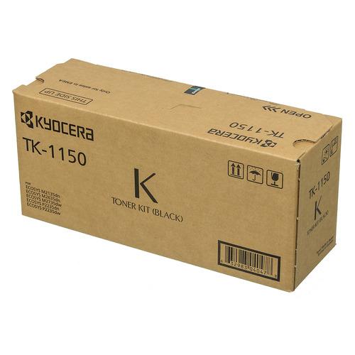 Картридж Kyocera TK-1150, черный / 1T02RV0NL0