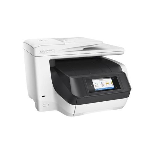 Фото - МФУ струйный HP OfficeJet Pro 8730 e-AiO, A4, цветной, струйный, белый [d9l20a] мфу струйный hp smart tank 515 aio a4 цветной струйный черный [1tj09a]