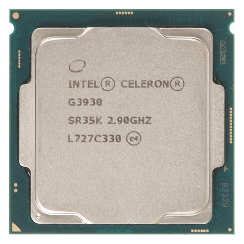 Процессор INTEL Celeron G3930, LGA 1151, OEM [cm8067703015717s r35k] цена