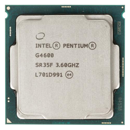 Процессор INTEL Pentium Dual-Core G4600, LGA 1151, OEM [cm8067703015525s r35f] цена
