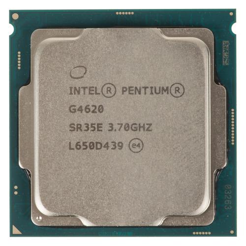 Процессор INTEL Pentium Dual-Core G4620, LGA 1151, OEM [cm8067703015524s r35e]