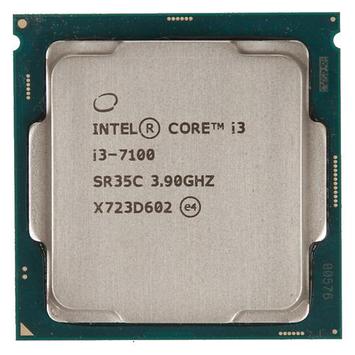 Процессор INTEL Core i3 7100, LGA 1151, OEM [cm8067703014612s r35c] цена и фото
