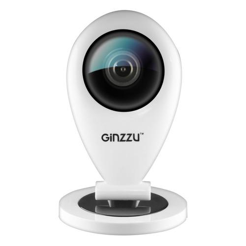 цена на Камера видеонаблюдения GINZZU HWD-1031X, 3.6 мм, белый