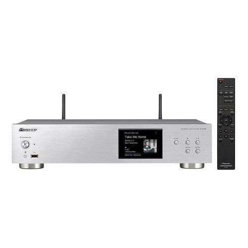 Медиаплеер PIONEER N-30AE-S, серебристый enc28j60 сеть ethernet lan модуля схема для arduino stm32 51 avr